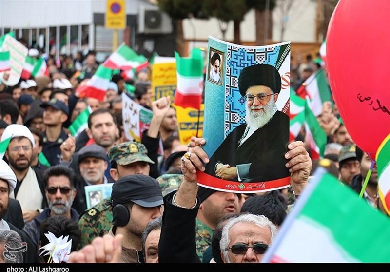 بازتاب جهانی راهپیمایی ملت ایران در چهلمین سالگرد پیروزی انقلاب اسلامی
