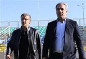 عرب: در باشگاه پرسپولیس بحث حضور برانکو در تیم ملی مطرح نشده است/ صادقانه بگویم وضعمان خیلی خوب نیست
