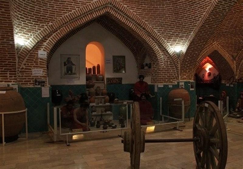 Mirza Rasoul Bath in Mahabad, Iran - Tourism news