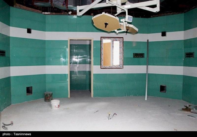 ترومای بیمارستان امام خمینی(ره) اردبیل آماده افتتاح است
