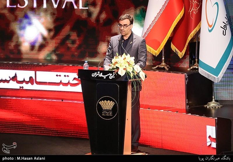 سخنرانی ابراهیم داروغهزاده دبیر سیوهفتمین جشنواره فیلم فجر