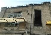 وضعیت ایمنی ساختمانهای قدیمی همدان نگران کننده است