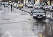 بارش برف و تگرگ در 22 استان کشور/هشدار آبگرفتگی معابر