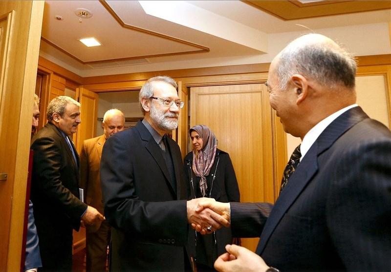 لاریجانی: زمینههای مناسبی برای سرمایهگذاری میان ایران و ژاپن وجود دارد