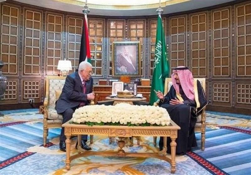 جدیدترین اظهار نظر شاه سعودی درباره معامله قرن در دیدار با ابومازن