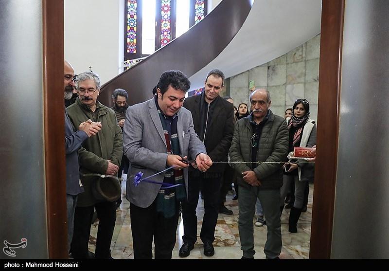 نمایشگاه پوستر و عکس تئاتر فجر گشایش یافت