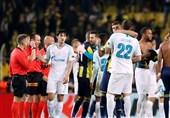 فوتبال جهان|شکست زنیت در خانه فنرباغچه در حضور آزمون