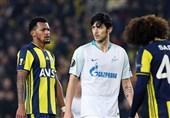 فوتبال جهان| صعود زنیت با ۲ گل سردار آزمون/ راهیابی ناپولی و آرسنال به یک هشتم نهایی لیگ اروپا
