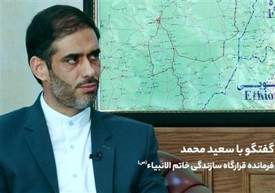 تیزر | گفتگوی سعید محمد با تسنیم