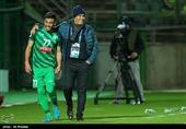 منصوریان: کامبک ذوبآهن جزو زیباییهای فوتبال بود/ تا لحظه آخر برای صعود جنگیدیم