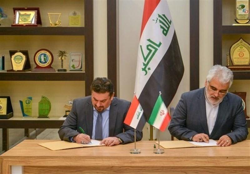 ایران والعراق یبرمان اتفاقیة للتعاون العلمی والثقافی