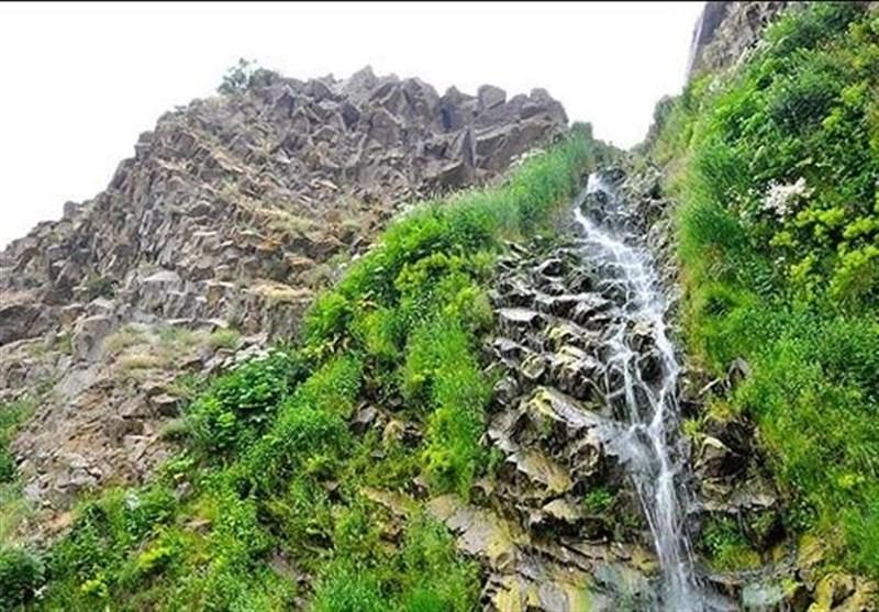 Aqbalaq Waterfall; A Tourist Attraction North of Iran