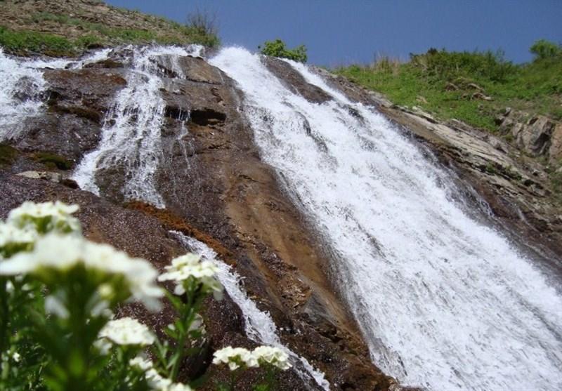 Aqbalaq Waterfall; A Tourist Attraction North of Iran - Tourism news