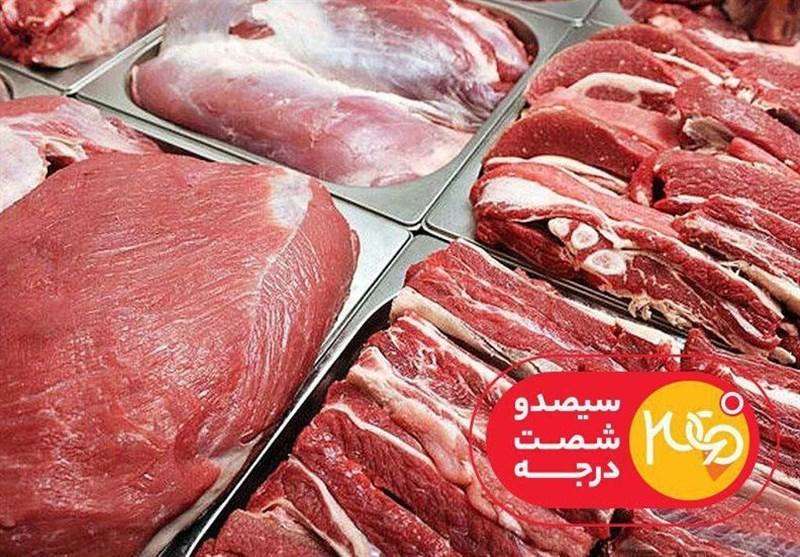 توقف توزیع گوشت تنظیمبازاری در میادین میوهوترهبار و فروشگاههای زنجیرهای