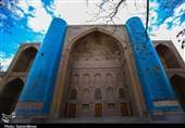 Mausoleum of Sheikh Shahab-Ed-Din Ahari