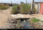خوزستان| شهرک گاما در بندر امام خمینی(ره) بدون کمترین امکانات روستا شد + فیلم