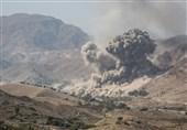پرتاپ روزانه 20 بمب توسط جنگندههای آمریکایی در افغانستان