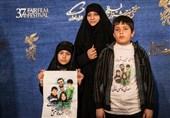 دست نوشته رهبر انقلاب برای مهمانان متفاوت جشنواره فجر + عکس
