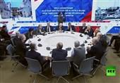 پایان نشست فلسطینیان در مسکو؛ عضو حماس: نشست ورشو در راستای معامله قرن است