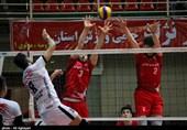 تیم والیبال شهرداری ارومیه با سایپای تهران مصاف میدهد