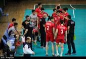 تیم والیبال شهرداری ارومیه با سپاهان اصفهان دیدار میکند