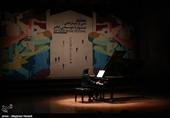 تکنوازی پیانو با نوازندگی آریینه ایسرائیلیان