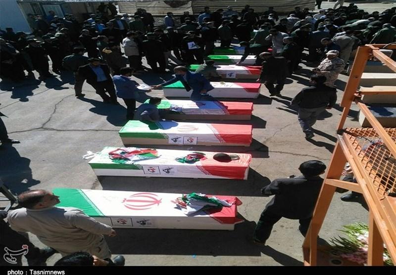 واکنش لشکر 14 امام حسین (ع) اصفهان به حادثه تروریستی سیستان: منتظر سیلی سخت باشید