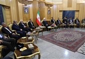 Iranian President Vows Revenge against US-Backed Terrorists