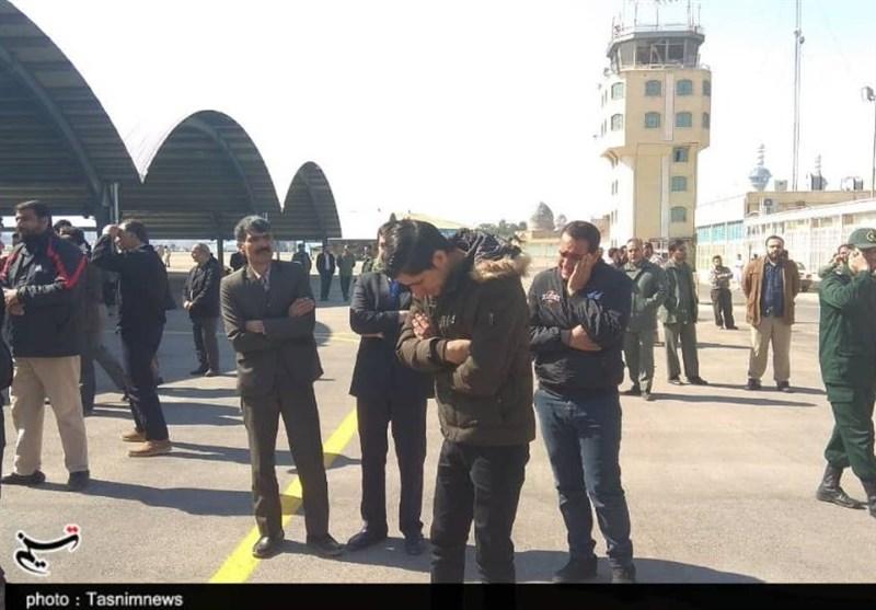 اصفهان| خانواده شهدای مدافع وطن در انتظار بازگشت پیکر شهدا+ تصاویر