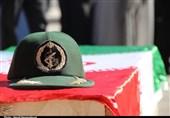 اصفهان| مراسم بزرگداشت شهدای مدافع امنیت در گلستان شهدا به روایت تصویر