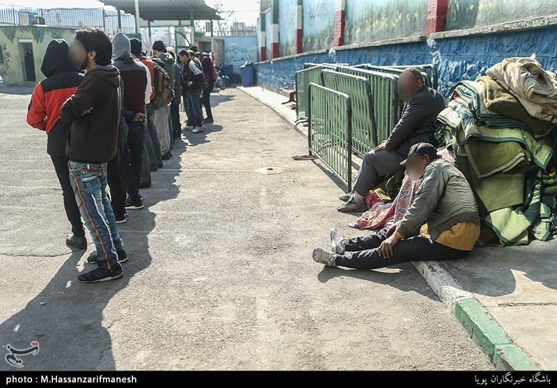 تهران| دستگاههای کمکار در پذیرش معتادان متجاهر معرفی میشوند