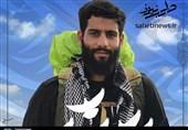 حضور شهید حادثه تروریستی سیستان و بلوچستان در اردوی جهادی +فیلم