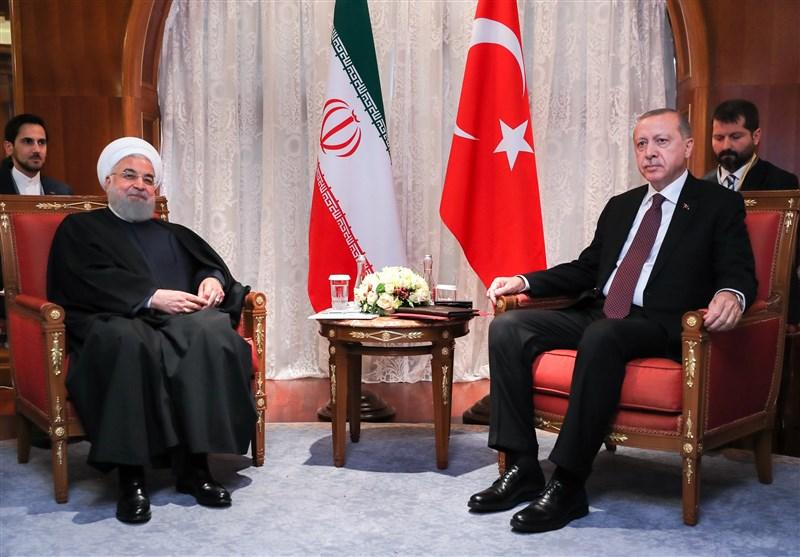 روحانی در تماس تلفنی با اردوغان: همه کشورها باید در برابر فشارهای ضدانسانی آمریکا مواضع قاطعی اتخاذ کنند