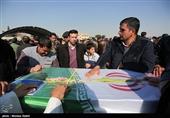 اصفهان| وداع با 2 شهید مدافع وطن در فلاورجان؛ شهدای مدافع وطن فردا تشییع میشوند