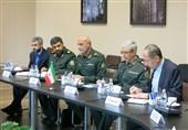 تاکید سرلشکر باقری بر لزوم جلوگیری از تجاوزات هوایی رژیم صهیونیستی به سوریه