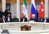 روحانی در نشست سوچی: حضور آمریکاییها در سوریه باید خاتمه یابد