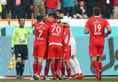 Persepolis Goes IPL Top, Padideh Held