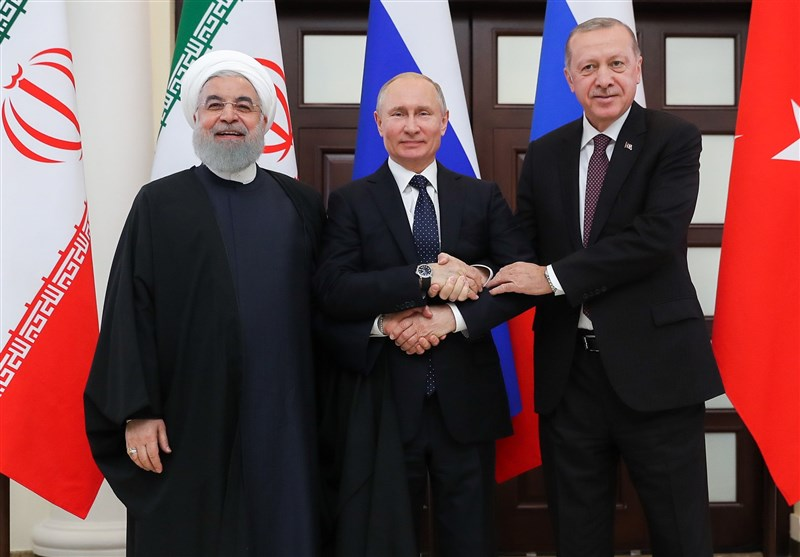 Iran-Russia-Turkey Trilateral Summit Due in Ankara Next Month