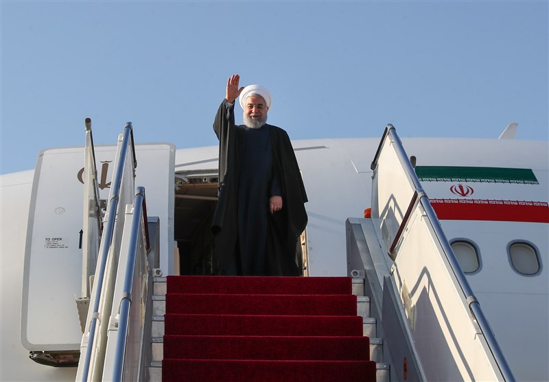 Iranian President to Head for New York Monday
