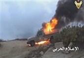 خنثی سازی پیشروی مزدوران سعودی در یمن؛ نقض آتش بس در الحدیده