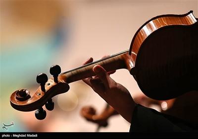 ارکستر زهی آرکو به رهبری ابراهیم لطفی