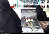خوزستان| سومین سالگرد شهید مدافع حرم «صالحی» در رامشیر برگزار شد + تصاویر