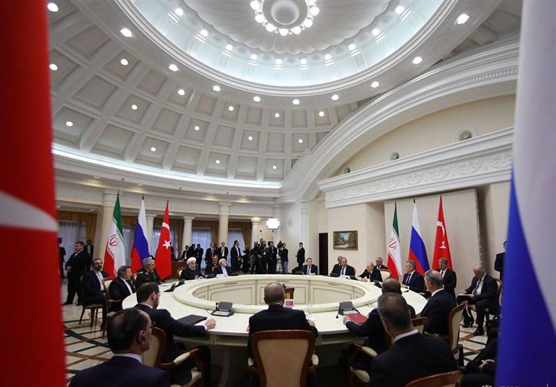گزارش تسنیم|بیانیه سوچی، ترکیه و کردهای سوریه
