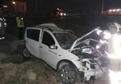 برخورد 2 خودرو در گیلان 4 کشته و 6 مصدوم برجای گذاشت