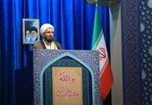 خطیب جمعة طهران: بیان قائد الثورة حمل رسالة واضحة لمؤتمر وارسو