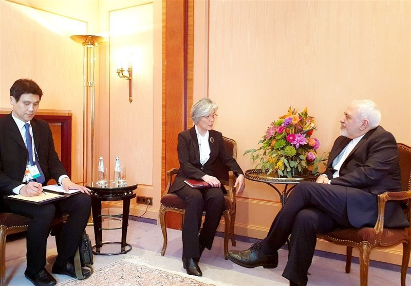 S. Korea Eager to Maintain Ties with Iran despite Sanctions