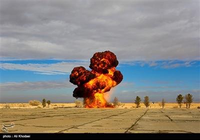 دومین رزمایش مشترک بین بیمارستانی نیروهای مسلح مدافعان ولایت با محوریت نیروی هوایی ارتش