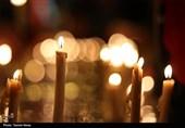 دانشآموزان اهوازی برای شهدای مدافع وطن شمع روشن کردند