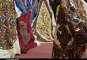 دوازدهمین نمایشگاه سراسری صنایع دستی در کرمانشاه برپا شد