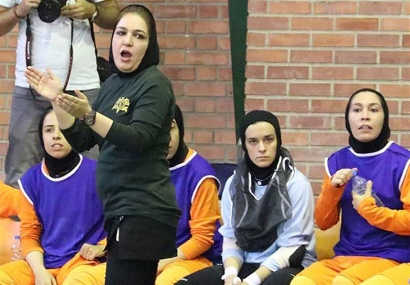 سرمربی تیم فوتسال زنان مس رفسنجان: بازی انتقامی نبود، اما تیم ما پیروز شد